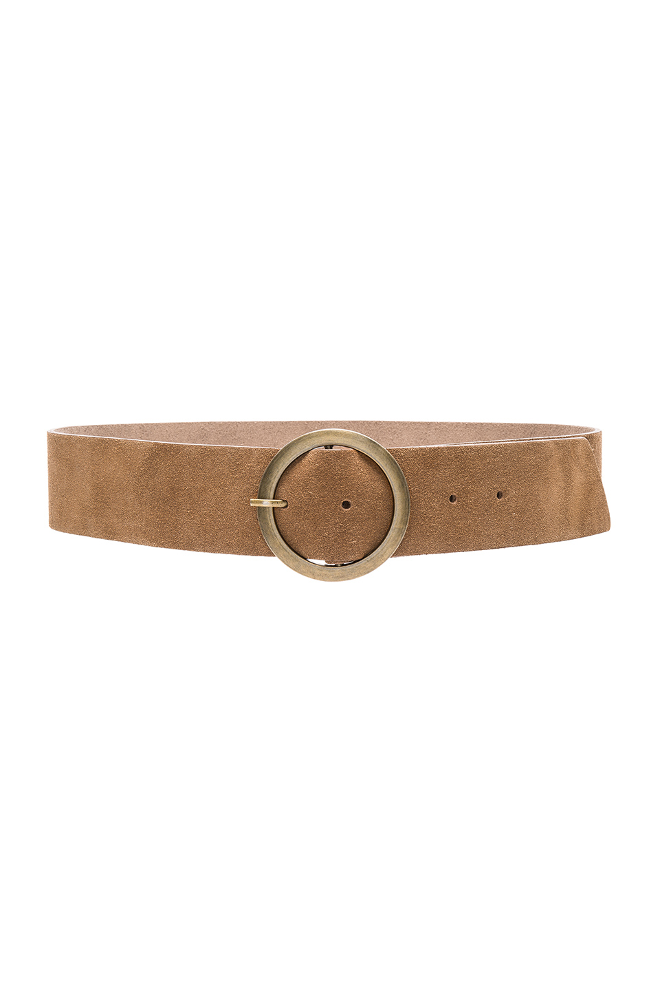 Lovers + Friends Mesa Belt in Whiskey