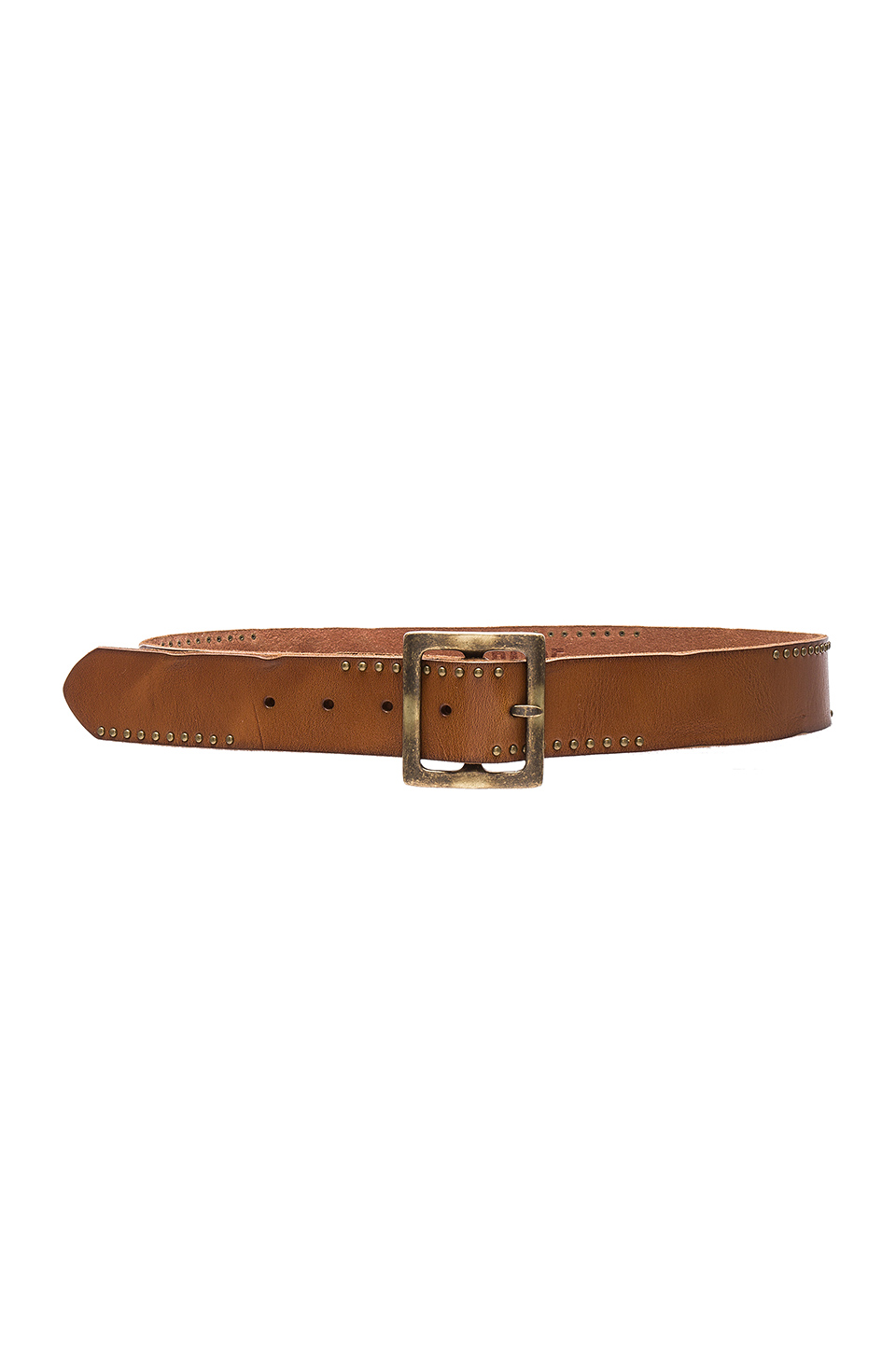 PAIGE Jenine Belt in Tan